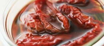 pomodori sott'olio calabresi