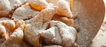 Chiacchiere - Crustuli Calabresi