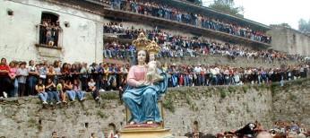 Madonna di Polsi - processione