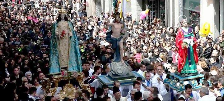Le tradizioni di Pasqua in Calabria