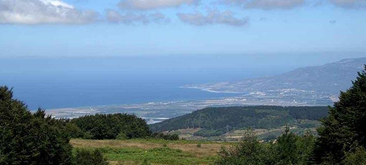 Cortale: il paese che si trova esattamente al centro del punto più stretto della Calabria.